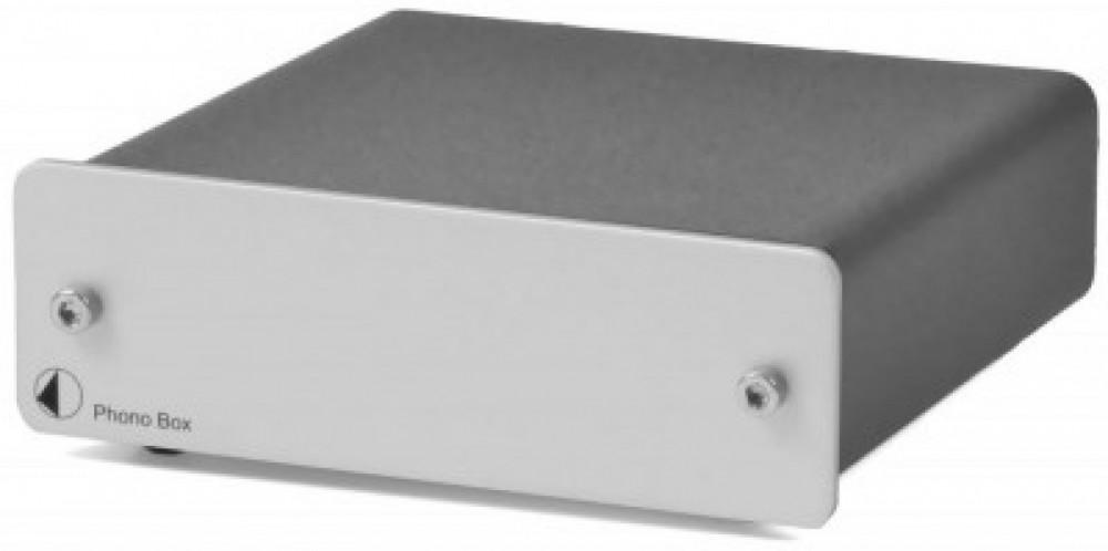 PRO-JECT Phono Box PhonoBox II Silver