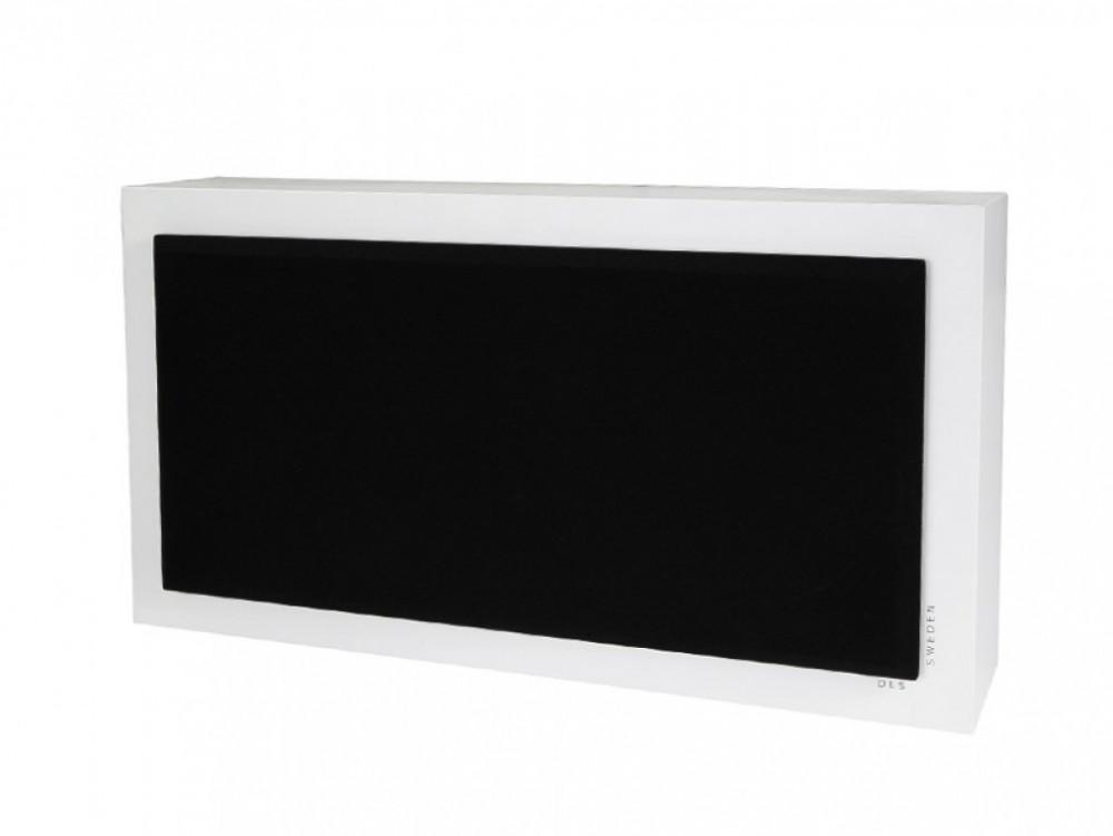 DLS Flatsub Stereo-One Flatsub Stereo-One vit sidenmatt