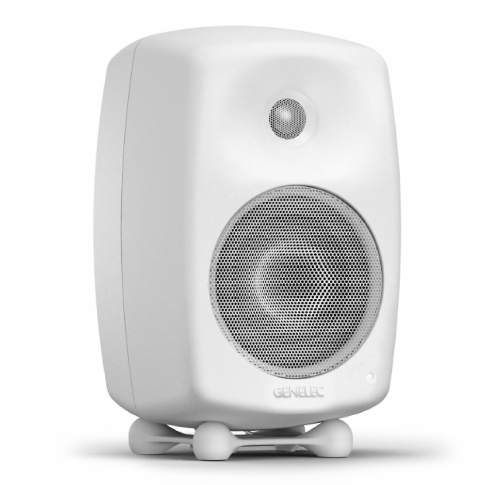 GENELEC G Three G Three Active Speaker White