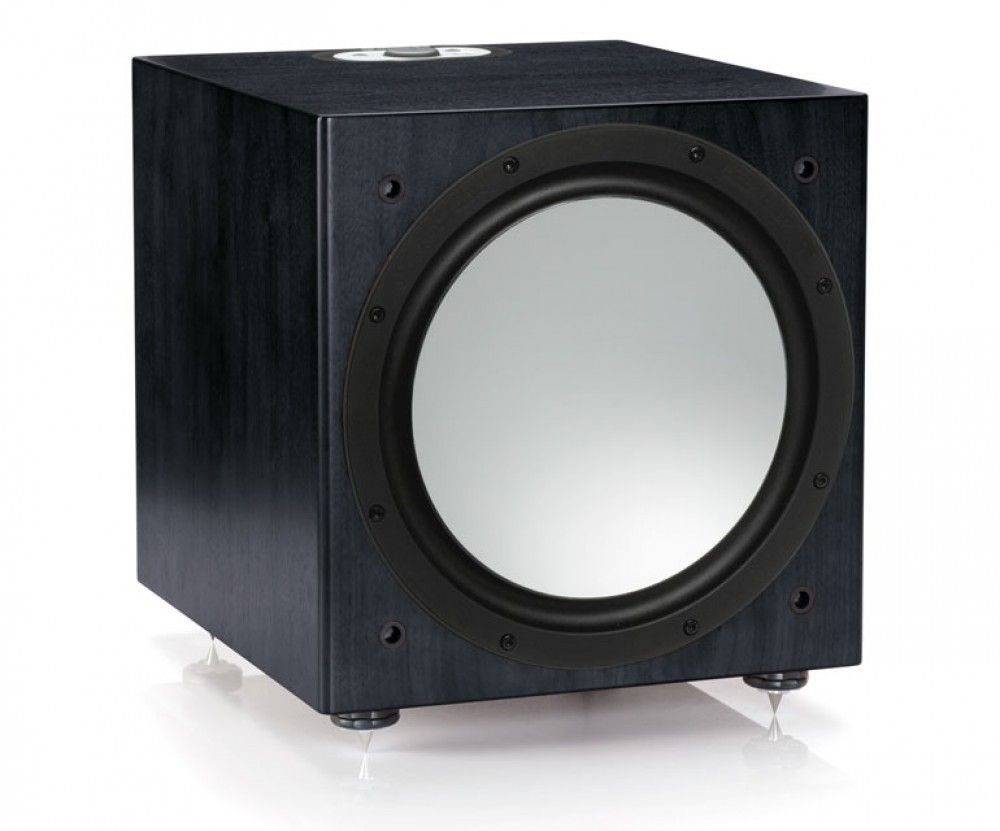 MONITOR AUDIO Silver W-12 Black Oak