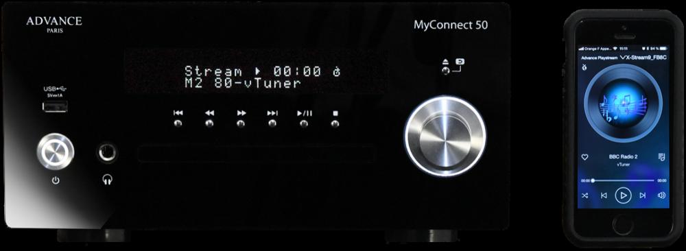 Advance Acoustic MyConnect 50