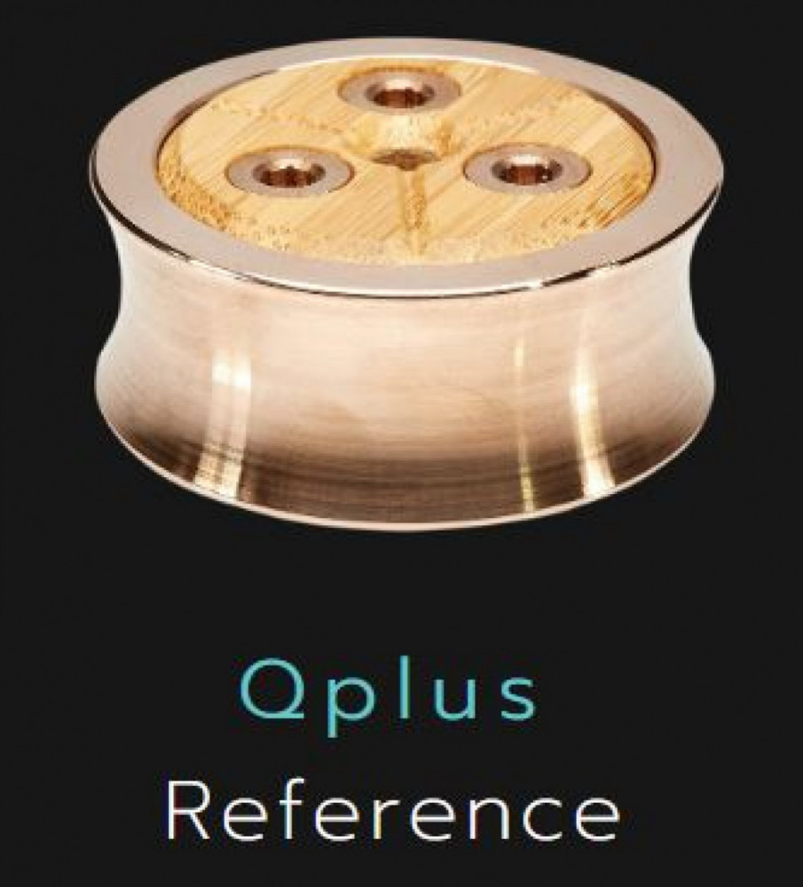 QUADRASPIRE Qplus Reference