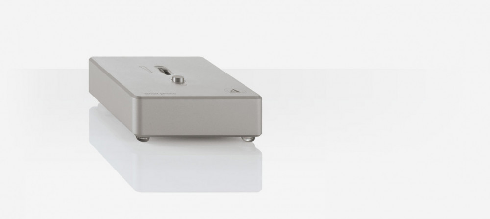 CLEARAUDIO SMART PHONO V2 Silver