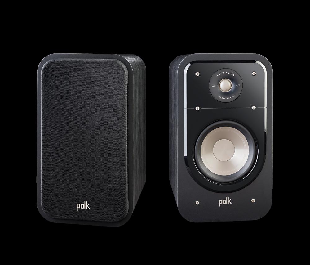 Polk Audio S20e Svart