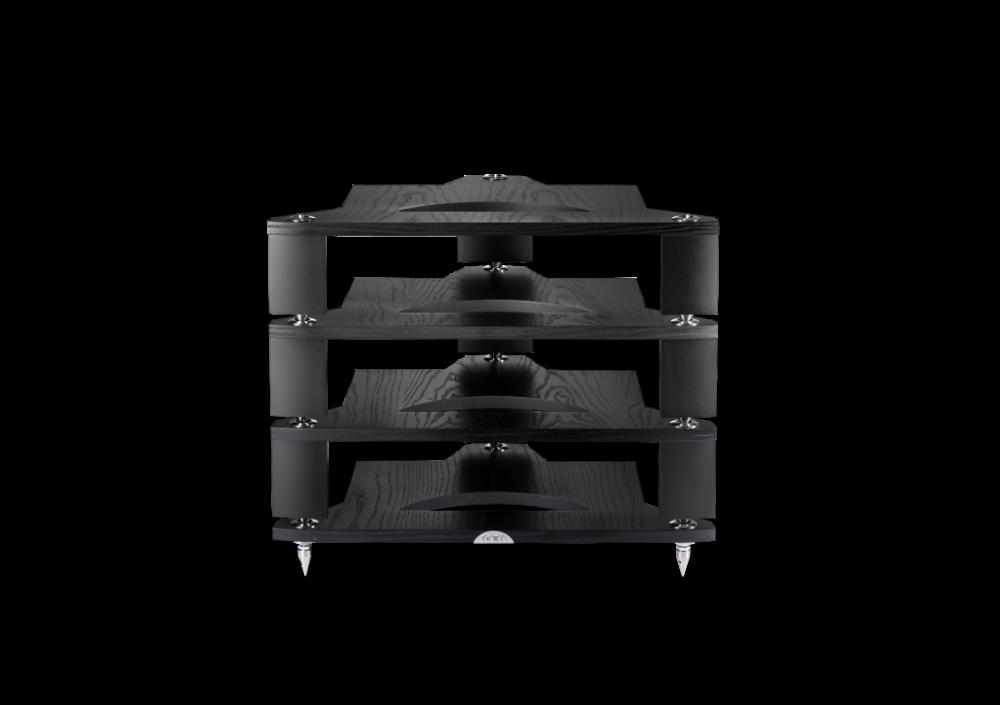 NAIM FraimLite Level Standard Black anodised / Black Ash