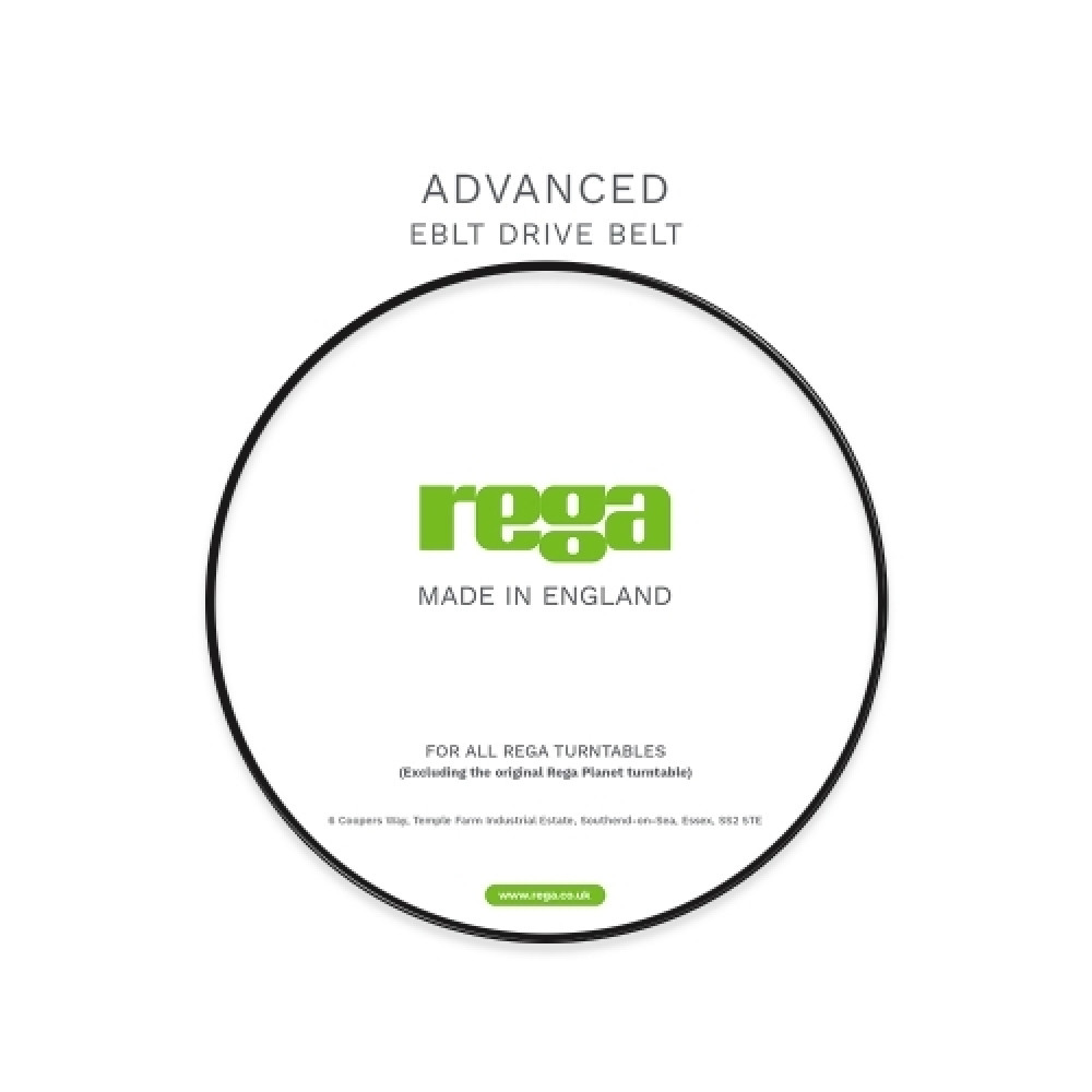 REGA Advanced EBLT Drivrem