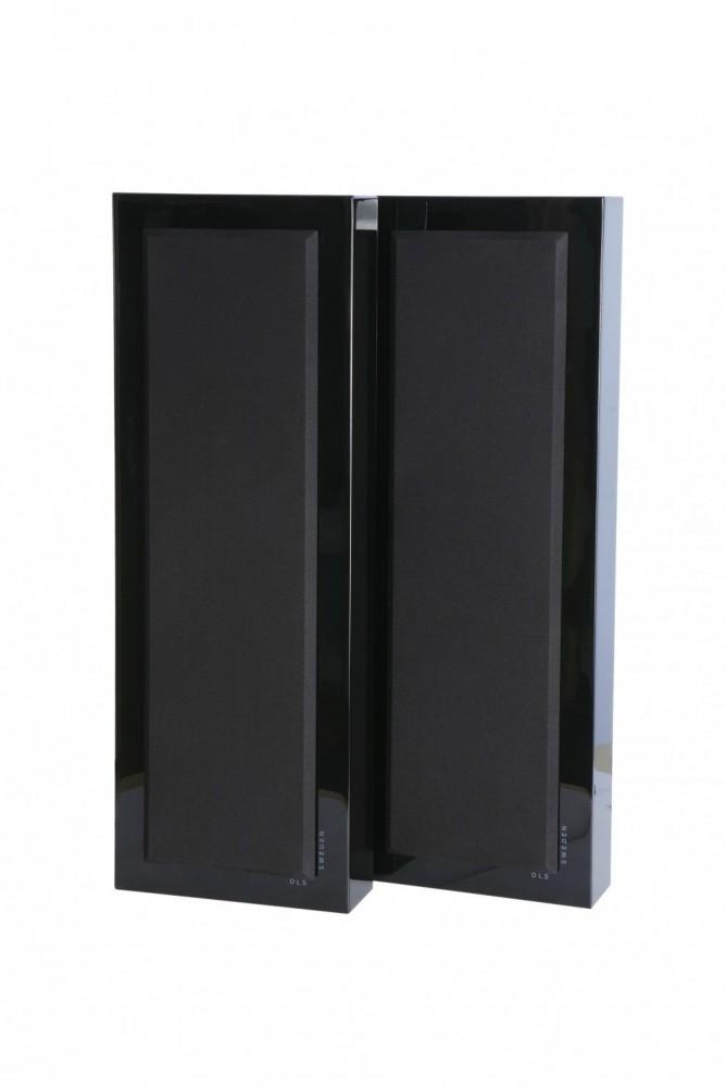 DLS Flatbox XL Svart högglans