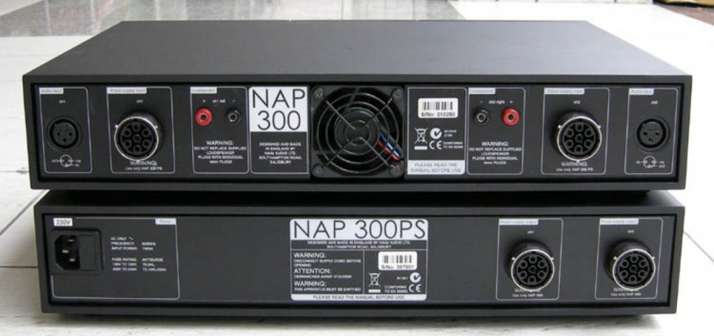 NAIM NAP 300 DR - Reptil Audio 2660f05212655