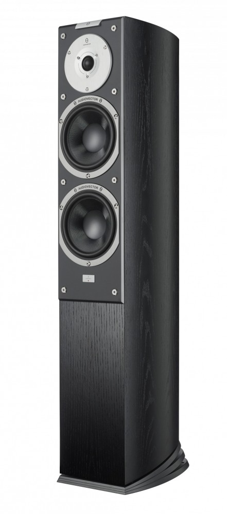 AUDIOVECTOR SR3 Signature BLACK STAINED ASH