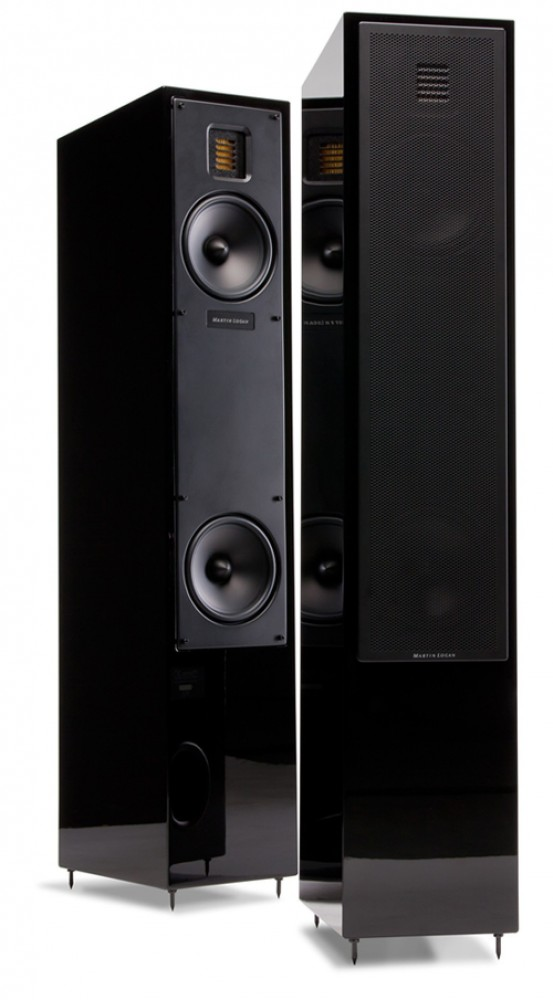 MARTIN LOGAN Motion 20 Piano Black