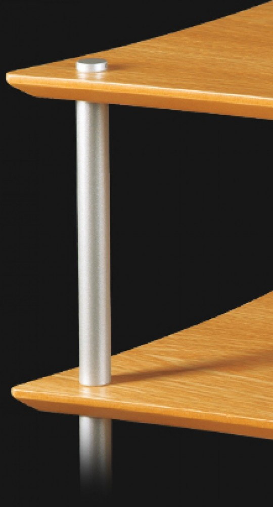QUADRASPIRE Q4 EVO columns and feet 19mm